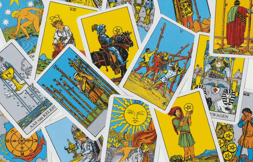 cursus kaartleggen tarot kaarten voorspelling
