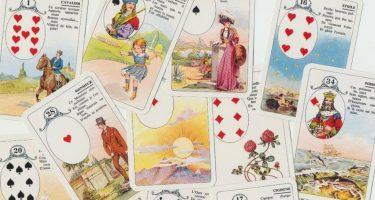 kaarten Lenormand voorspellen