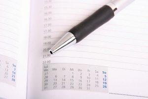 kalender agenda defakkel